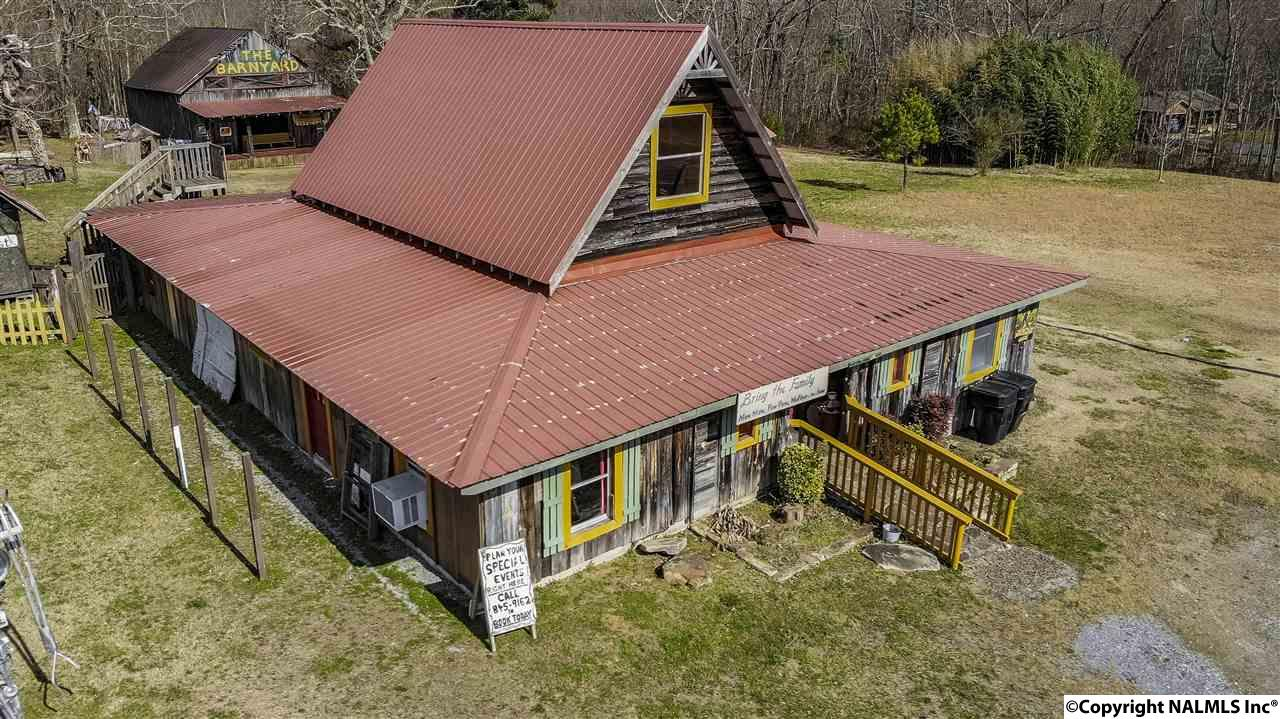 Photo of home for sale at 4646 Desoto Parkway, Fort Payne AL
