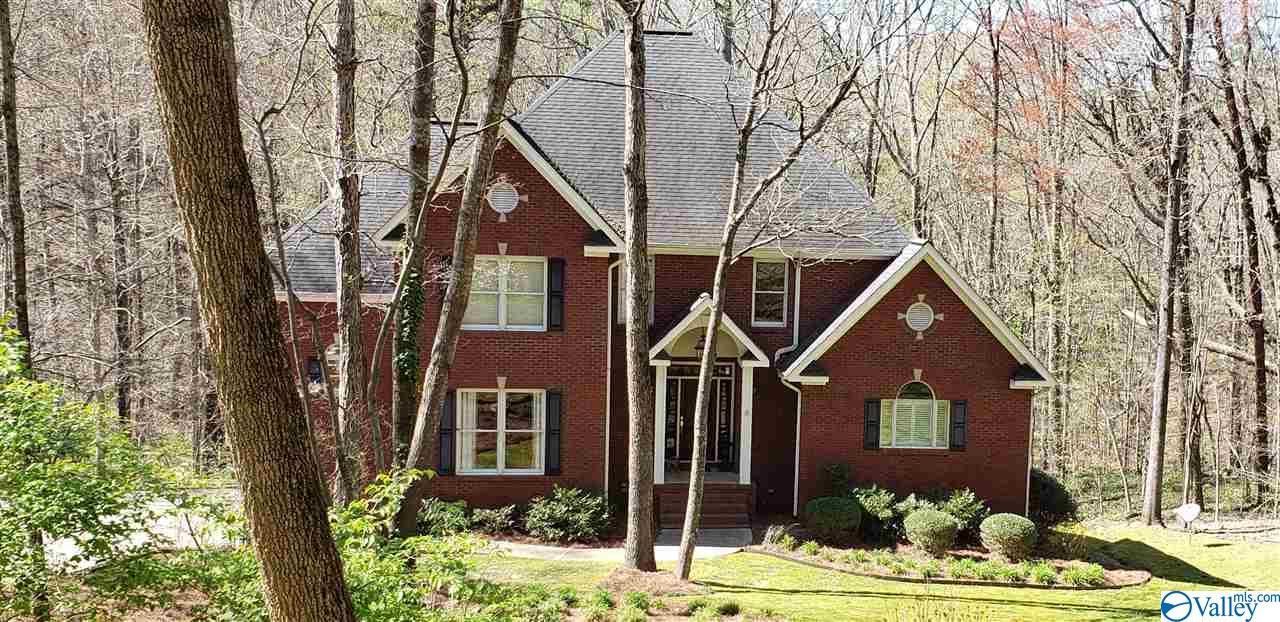 Photo of home for sale at 821 Merit Springs Road, Gadsden AL