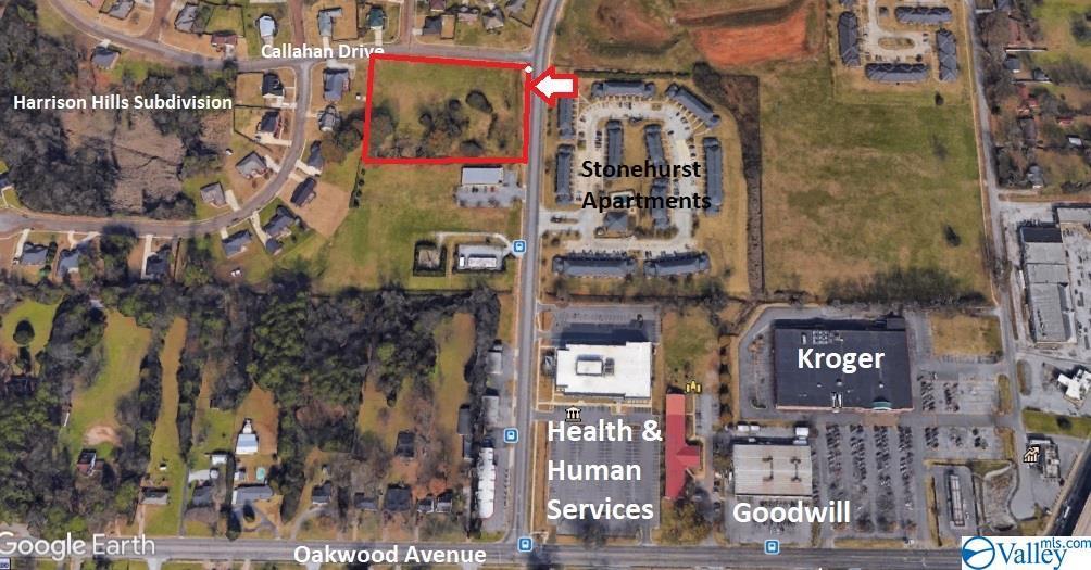 Photo of home for sale at 2081 Blue Spring Road, Huntsville AL