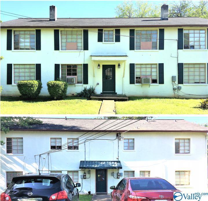 Photo of home for sale at 1122 Wellman Avenue, Huntsville AL