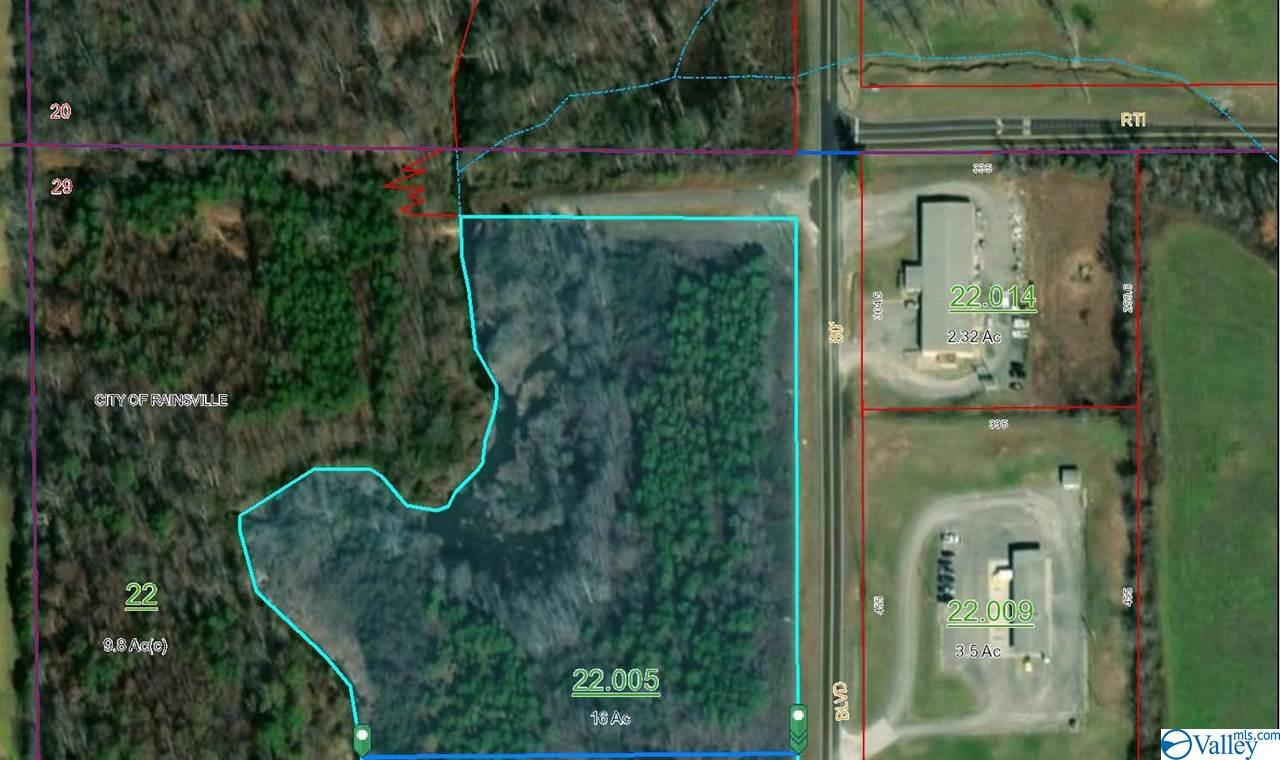 Photo of home for sale at Industrial Drive, Rainsville AL