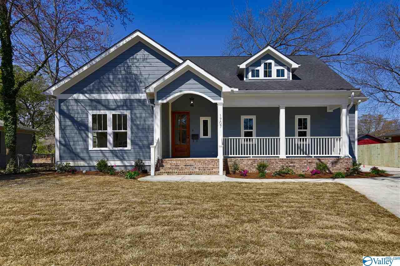 Property for sale at 1509 Elmwood Drive, Huntsville,  Alabama 35801