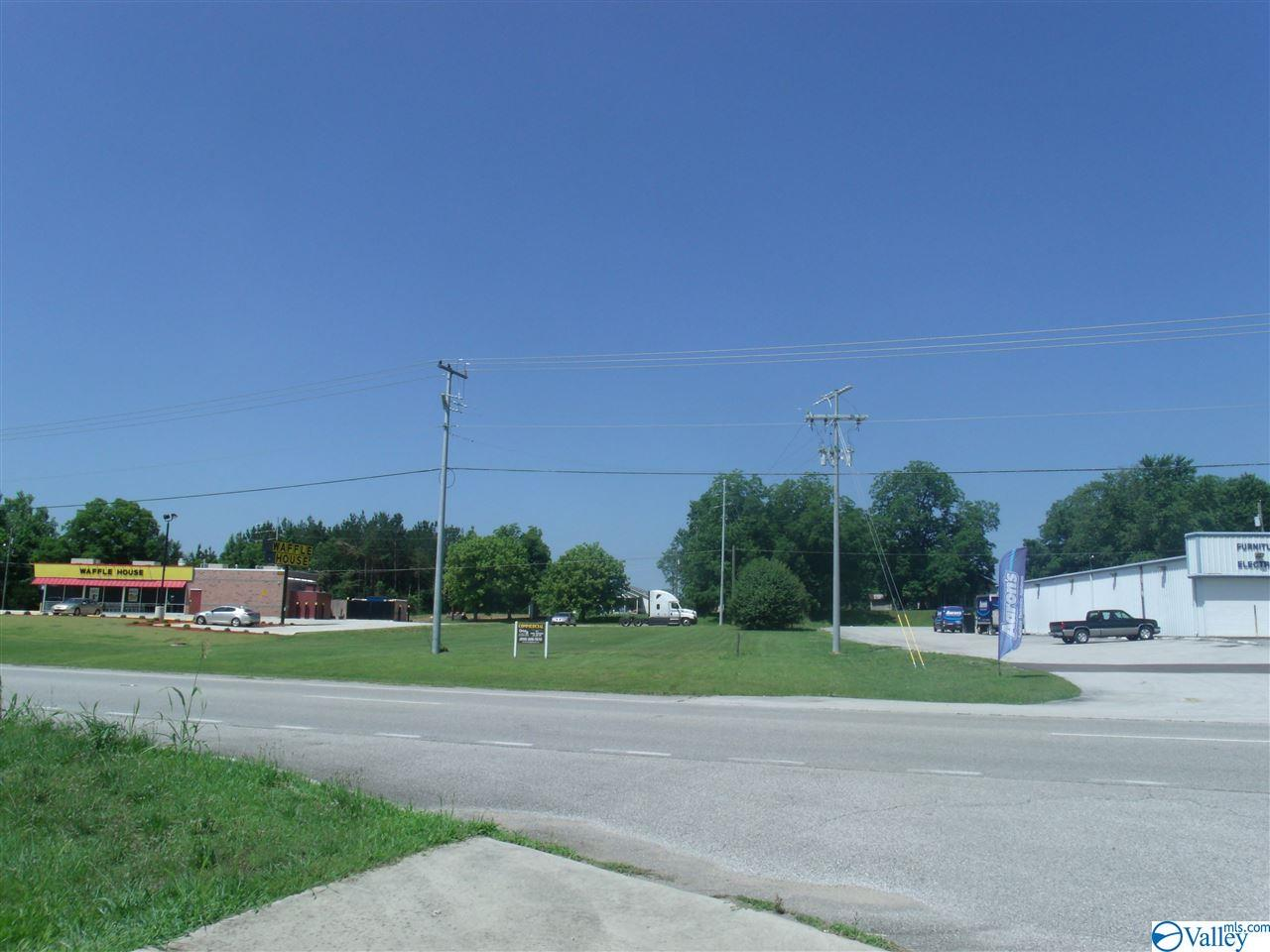 Photo of home for sale at 000 Highway 231, Arab AL