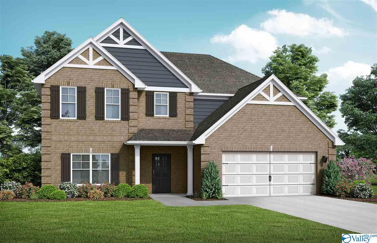 Photo of home for sale at 600 Southfield Lane, Huntsville AL