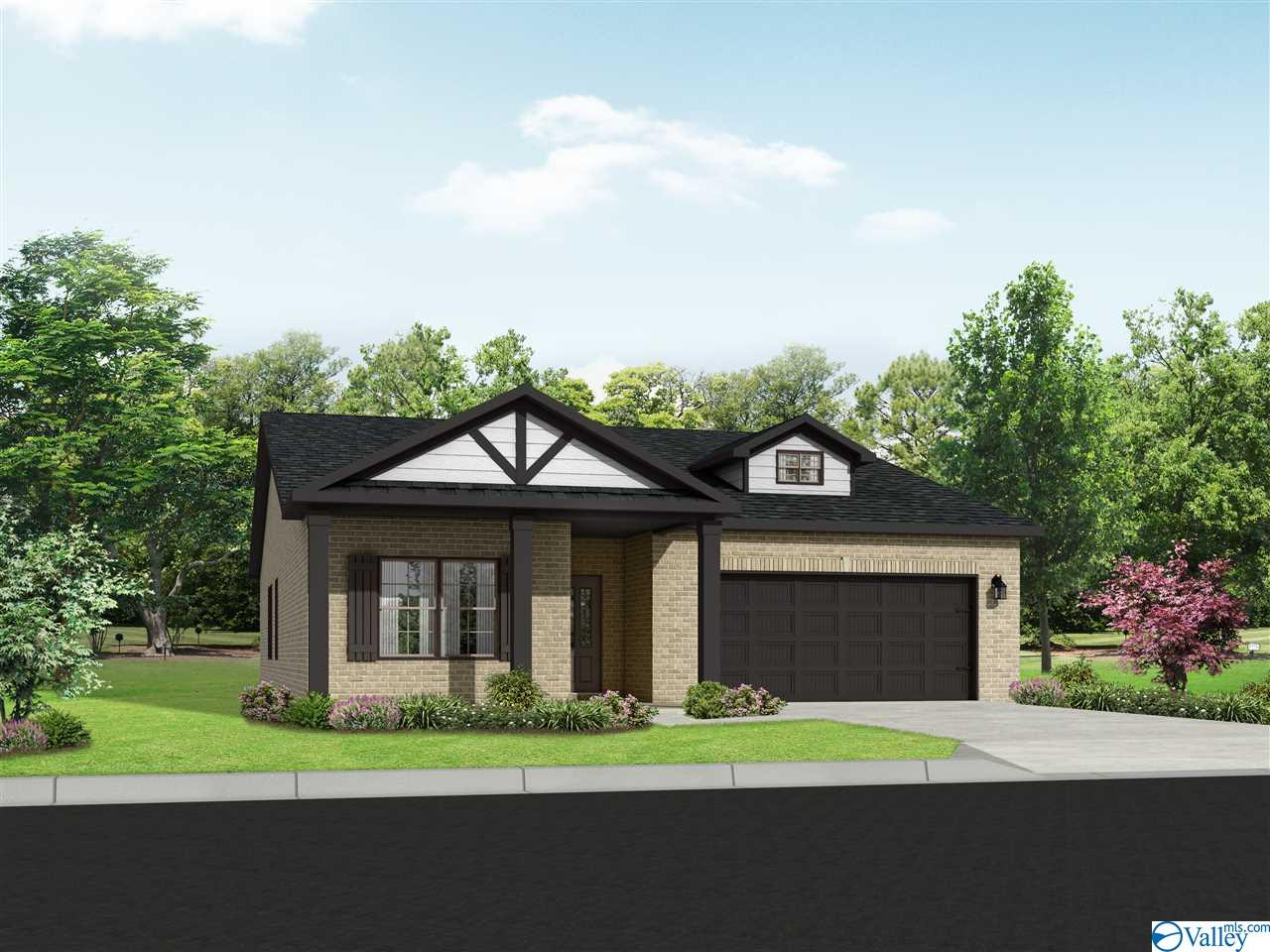 Photo of home for sale at 604 Southfield Lane, Huntsville AL