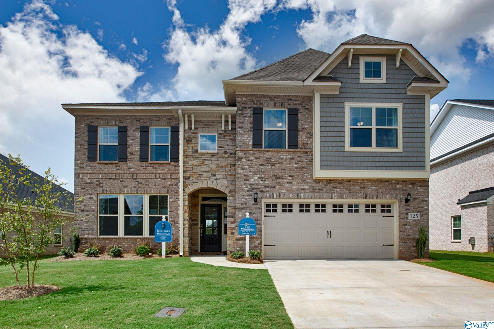 Photo of home for sale at 125 Count Fleet Court, Madison AL