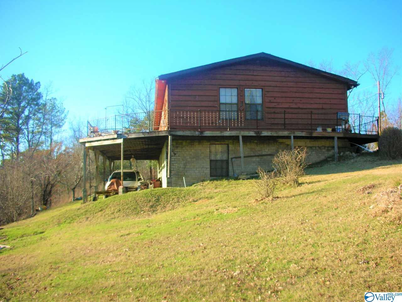 Photo of home for sale at 6797 New Liberty Road, Jacksonville AL