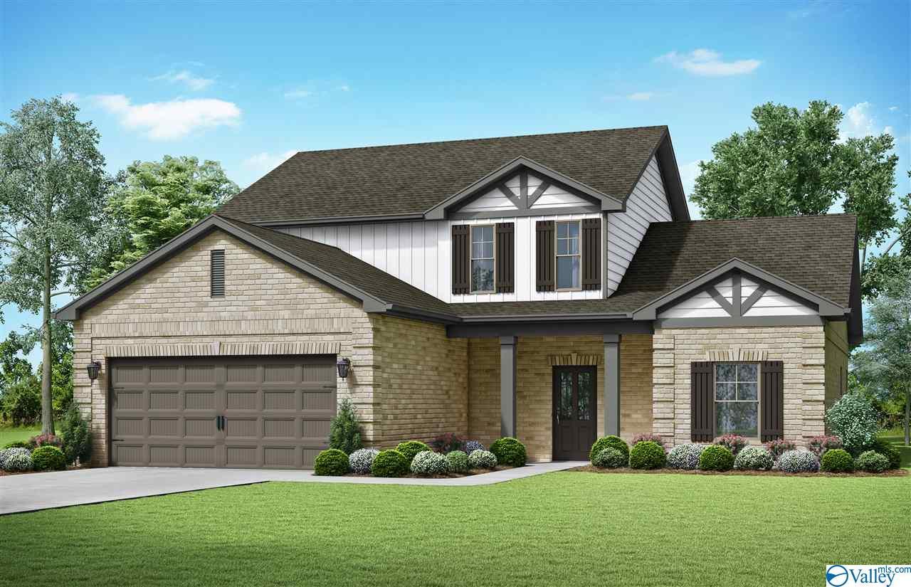 Photo of home for sale at 608 Southfield Lane, Huntsville AL