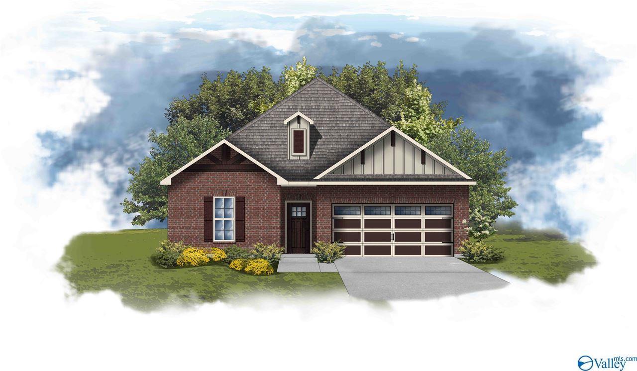 Photo of home for sale at 3007 Peevey Creek Lane, Owens Cross Roads AL
