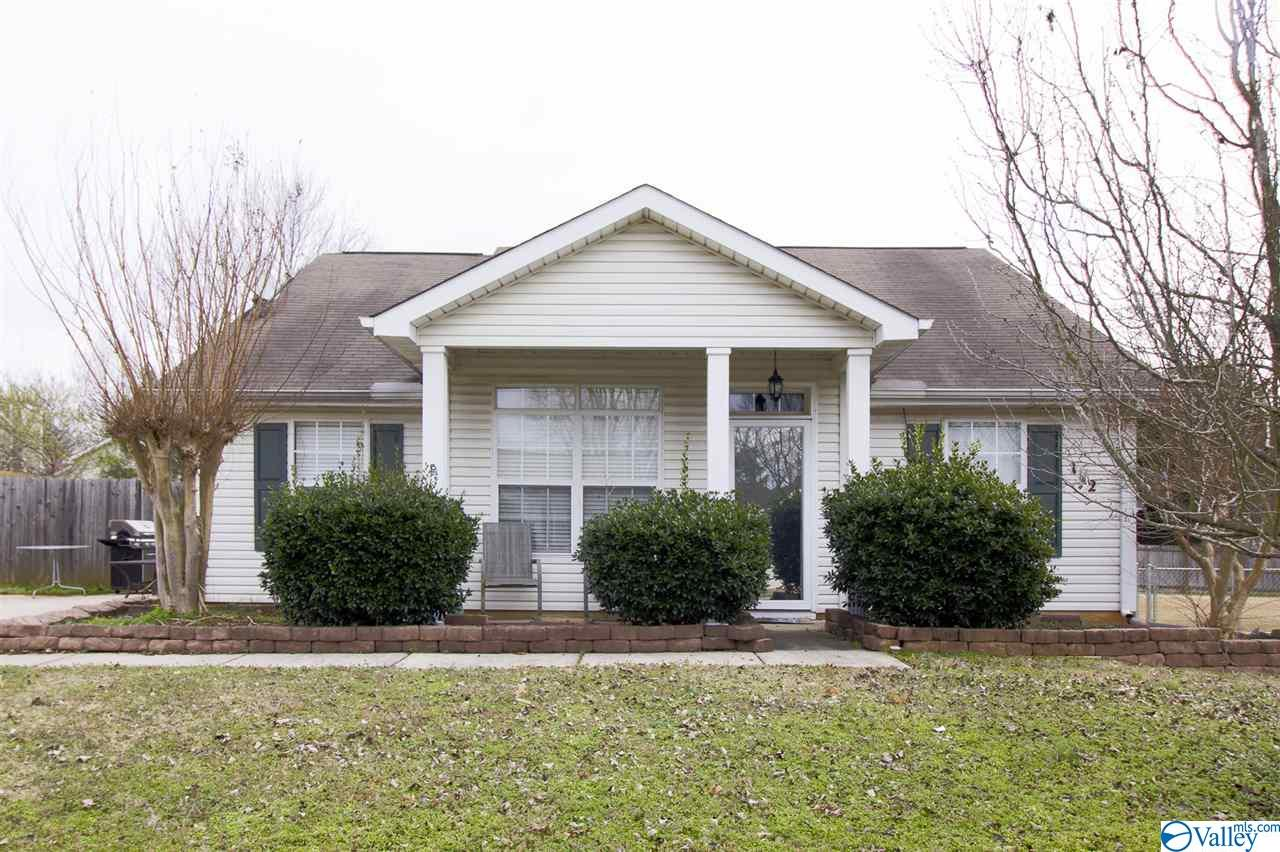 Photo of home for sale at 112 Grey Fawn Trail, Madison AL