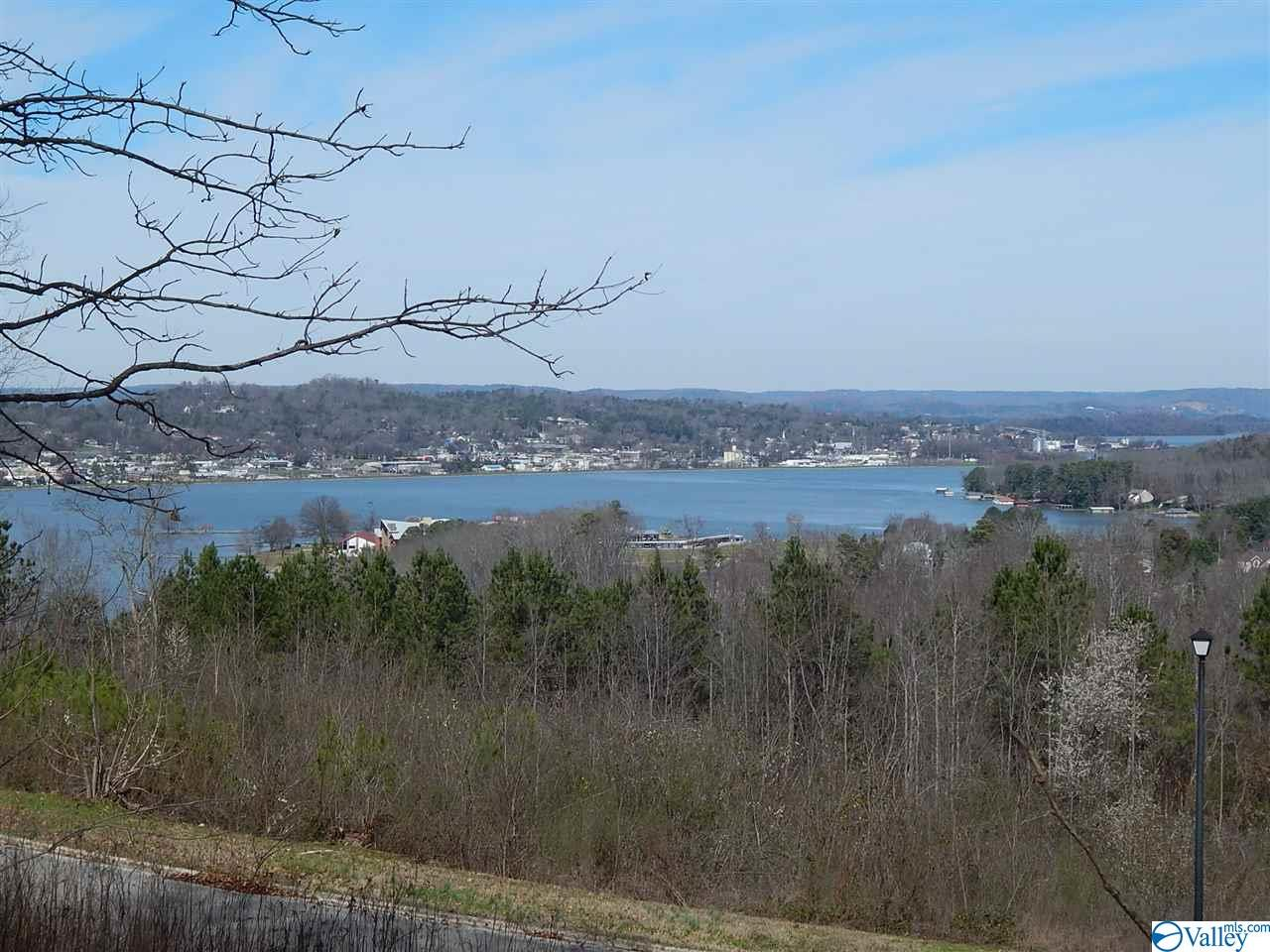 Photo of home for sale at 5 Woodvue Road, Guntersville AL