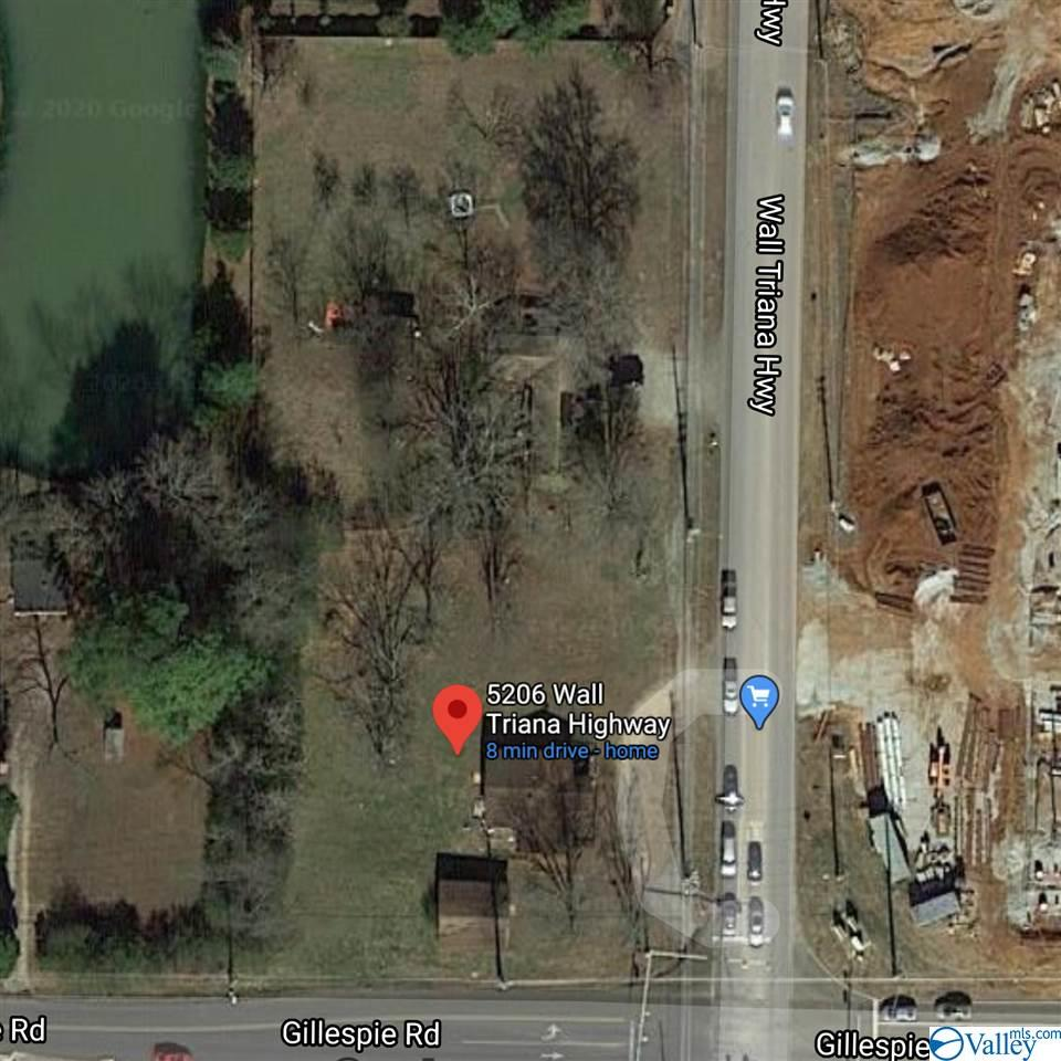 Photo of home for sale at 5206-20 Wall Triana Hwy, Madison AL