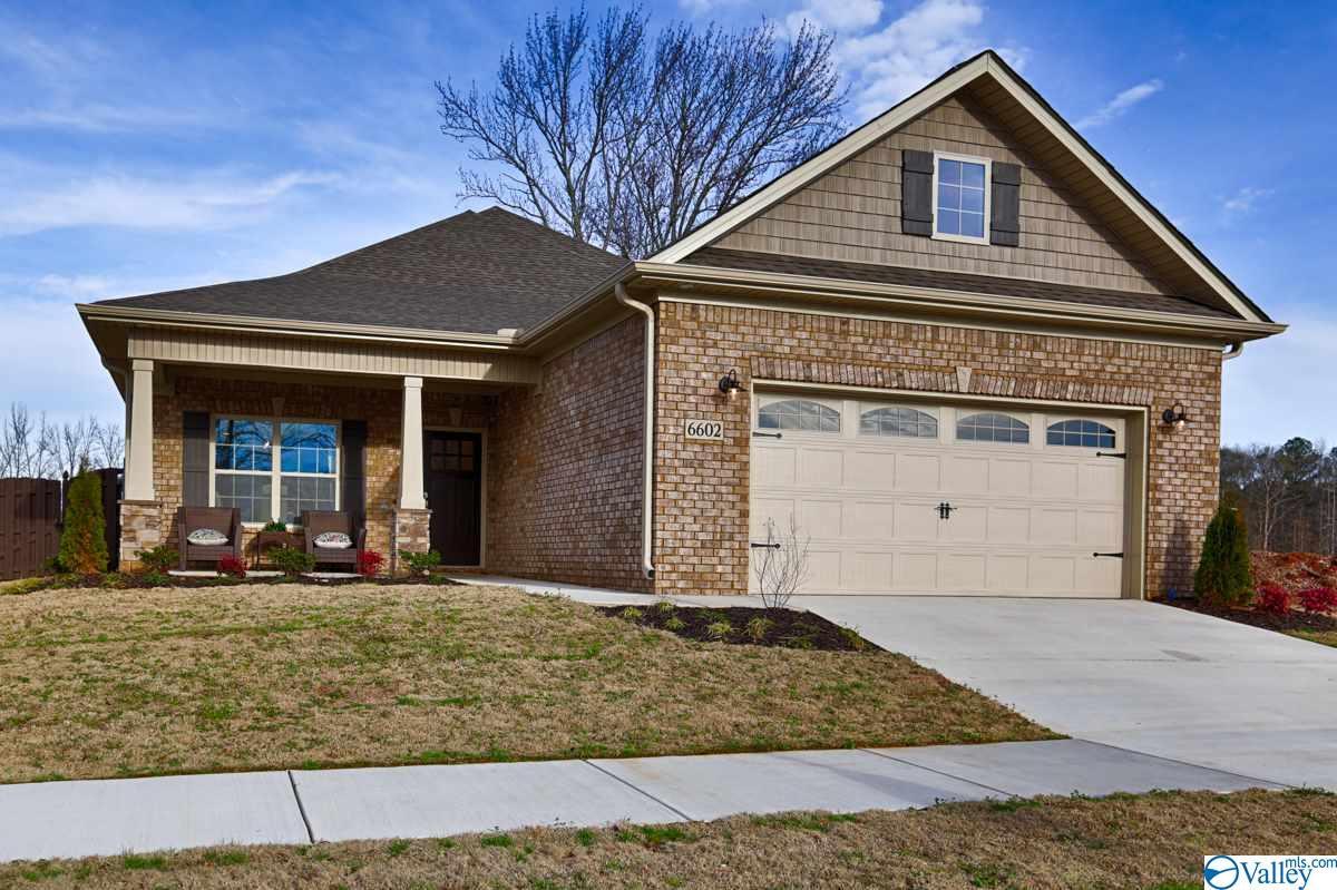 Photo of home for sale at 9522 Abington Cove Boulevard, Huntsville AL