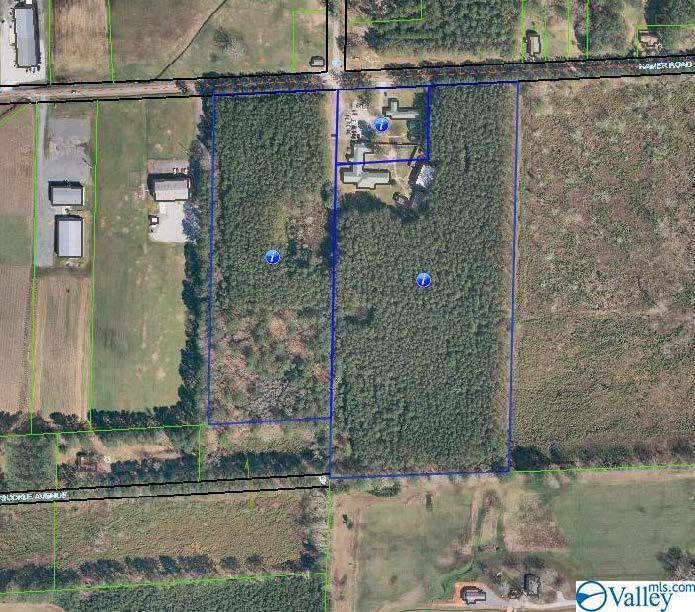Photo of home for sale at 318 Hamer Road, Owens Cross Roads AL