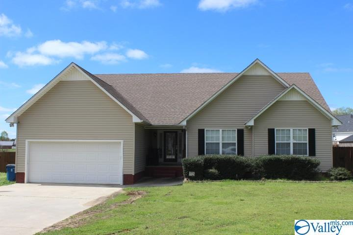 Photo of home for sale at 58 Old Glory Lane, Albertville AL
