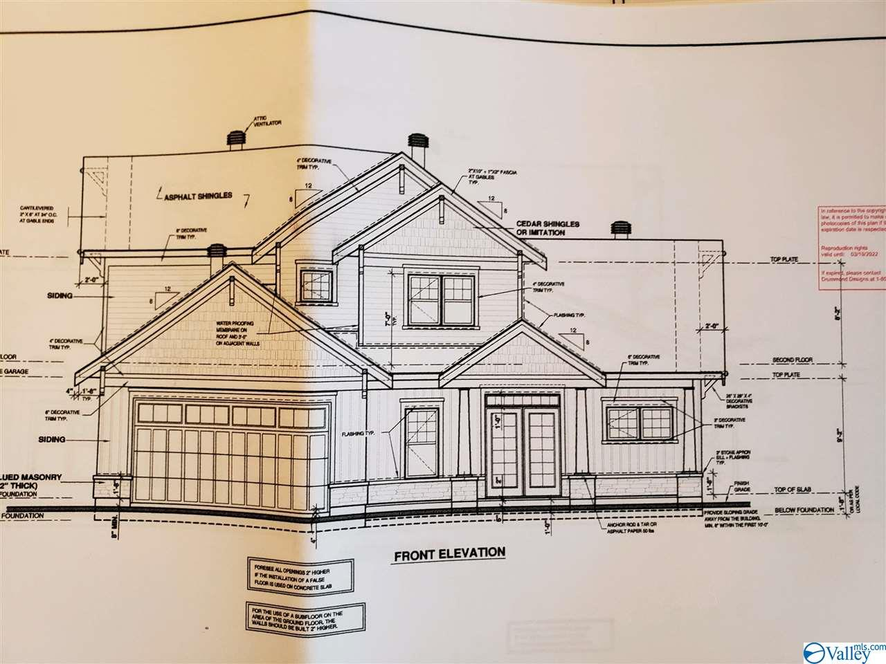 Photo of home for sale at 1600 Big Cove Road, Huntsville AL