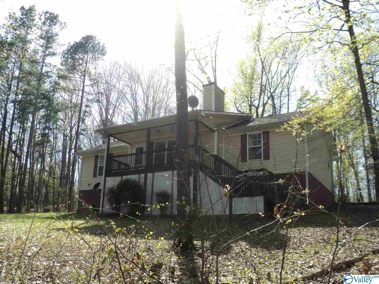 Photo of home for sale at 200 County Road 592, Leesburg AL