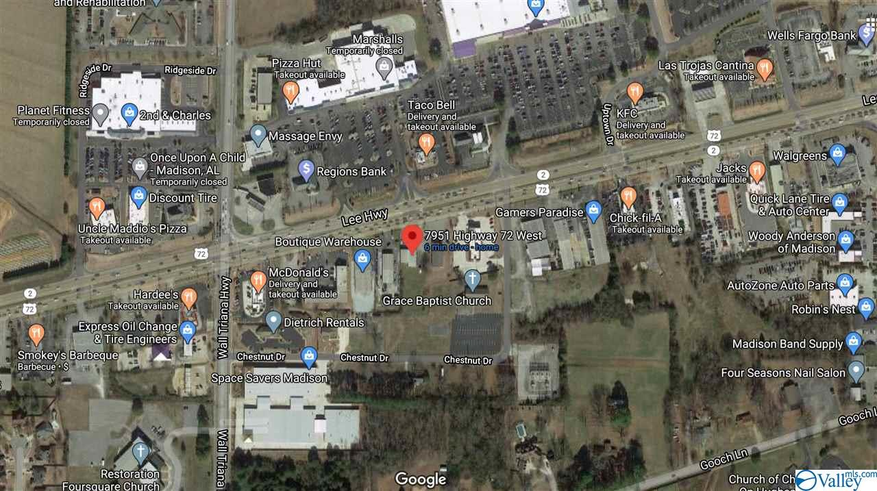 Property for sale at 7951 Hwy 72 Unit: 2, Madison,  Alabama 35758