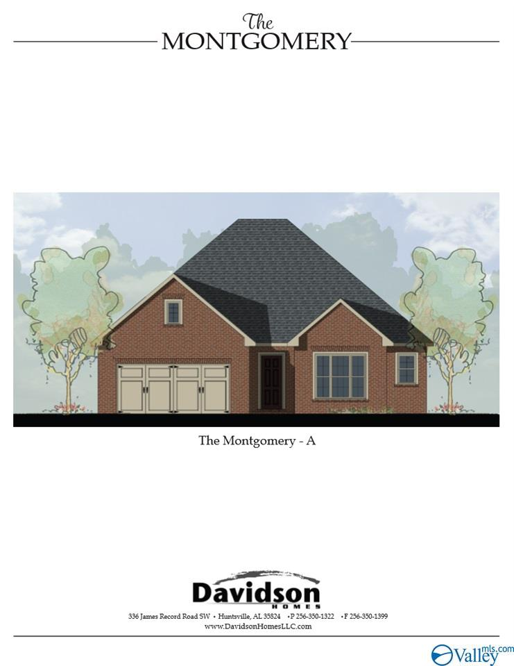 Photo of home for sale at 239 Dustin Lane, Madison AL