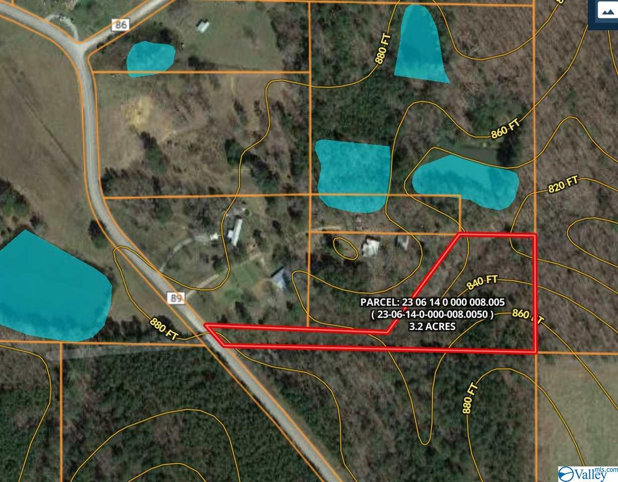 Photo of home for sale at 2781 County Road 89, Danville AL