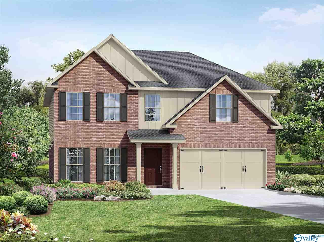 Photo of home for sale at 193 Cherry Laurel Drive, Hazel Green AL