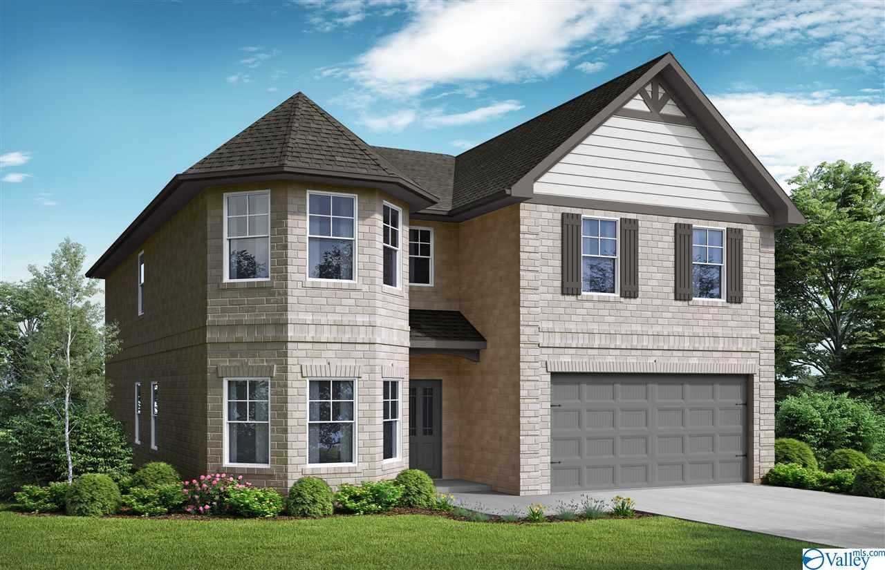 Photo of home for sale at 806 Chesire Cove Lane, New Market AL