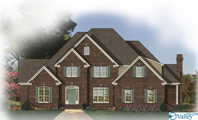 Photo of home for sale at 34 Sanders Hill Way, Gurley AL