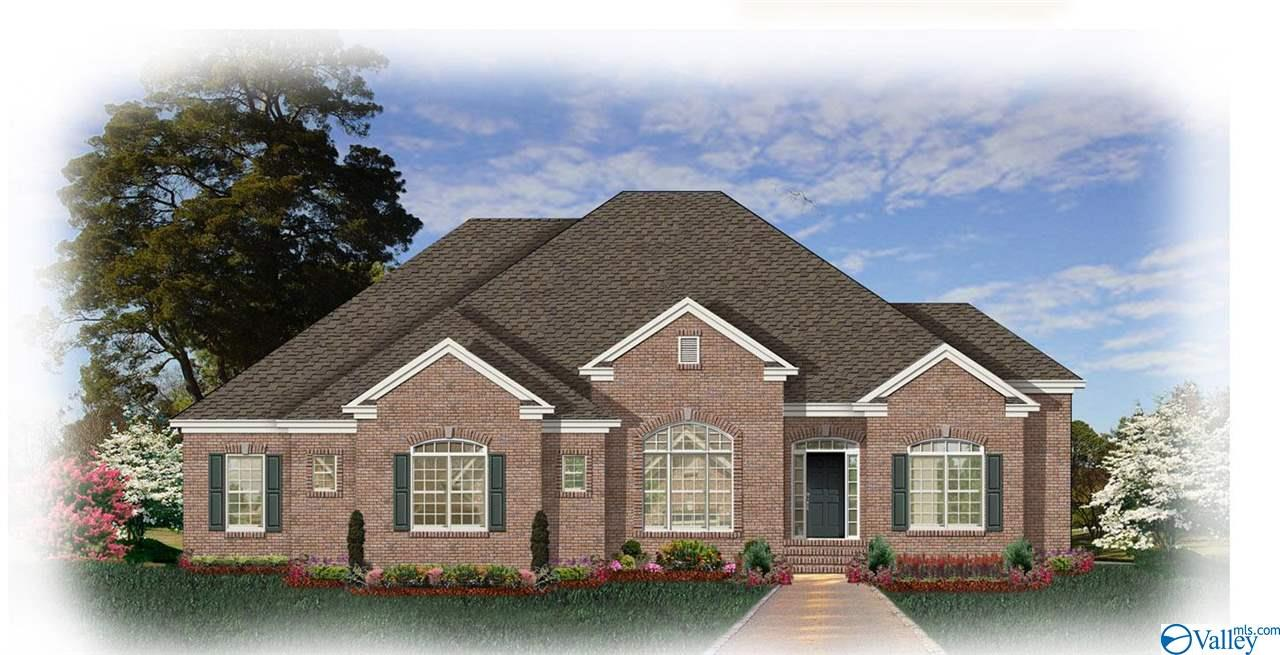 Photo of home for sale at 21 Sanders Hill Way, Gurley AL