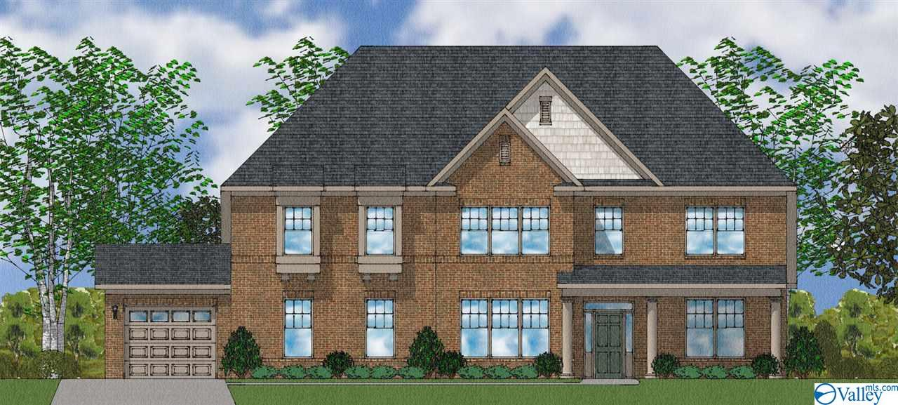 Photo of home for sale at 4508 Gresham Drive, Owens Cross Roads AL