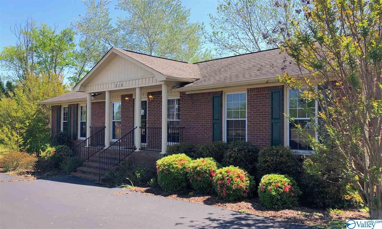 Photo of home for sale at 210 (lease) Sutton Road, Owens Cross Roads AL