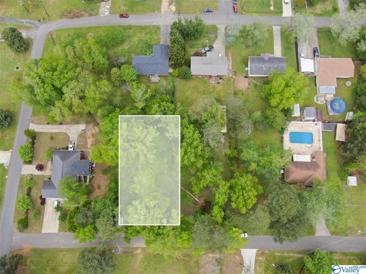 Photo of home for sale at 0 Bell Street, Guntersville AL