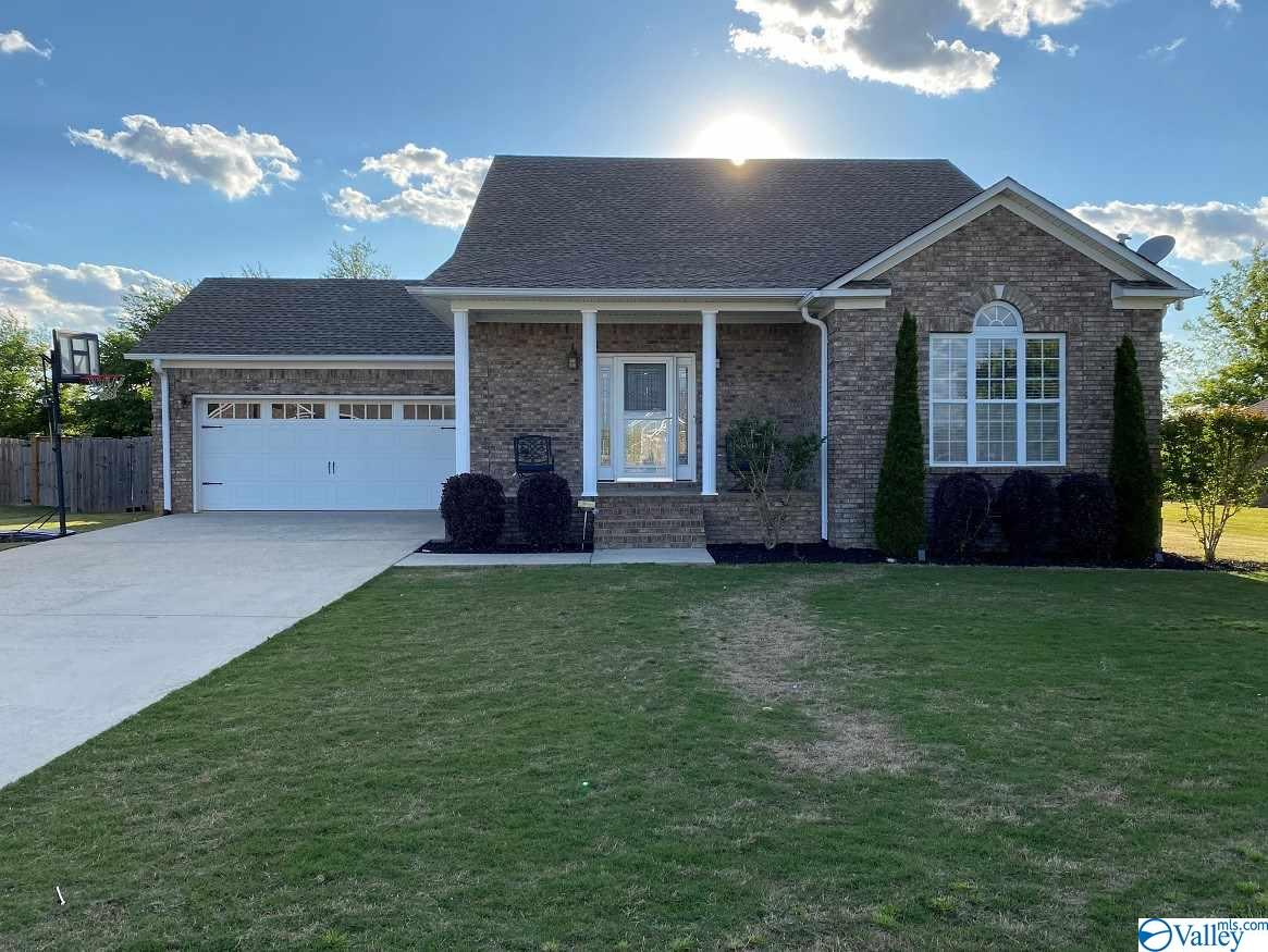 Photo of home for sale at 25721 Caldera Drive, Athens AL