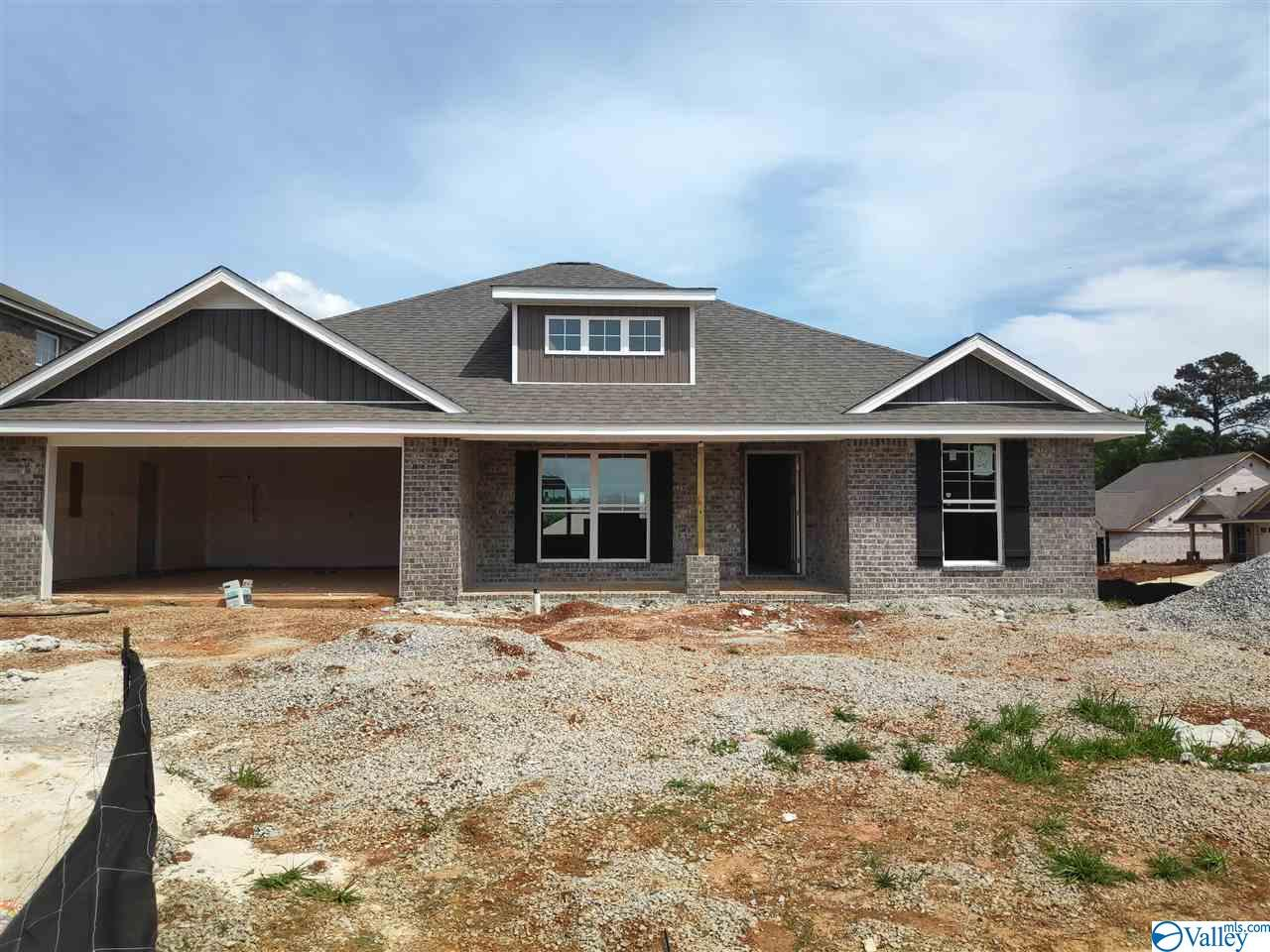 Photo of home for sale at 127 Barnard Street, Madison AL