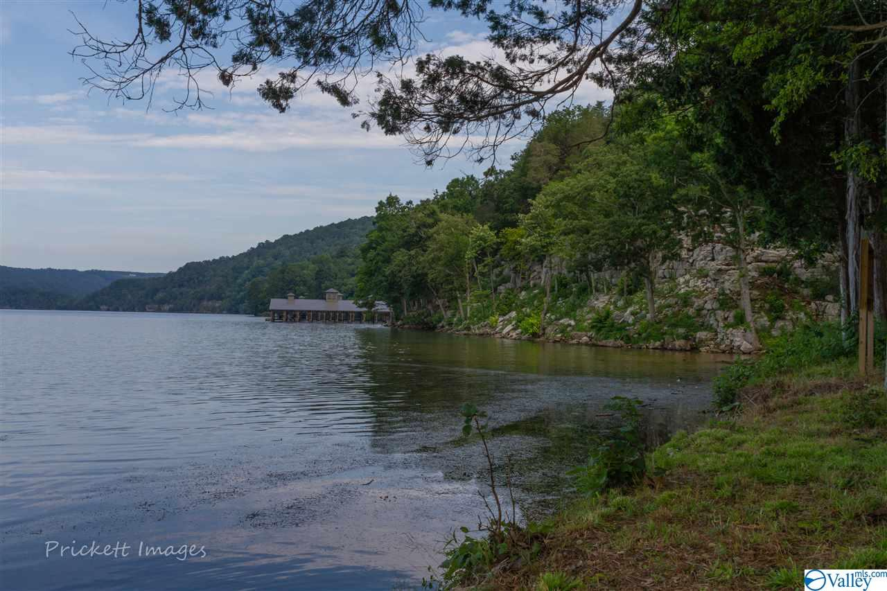 Photo of home for sale at 13 Reserve Drive, Guntersville AL