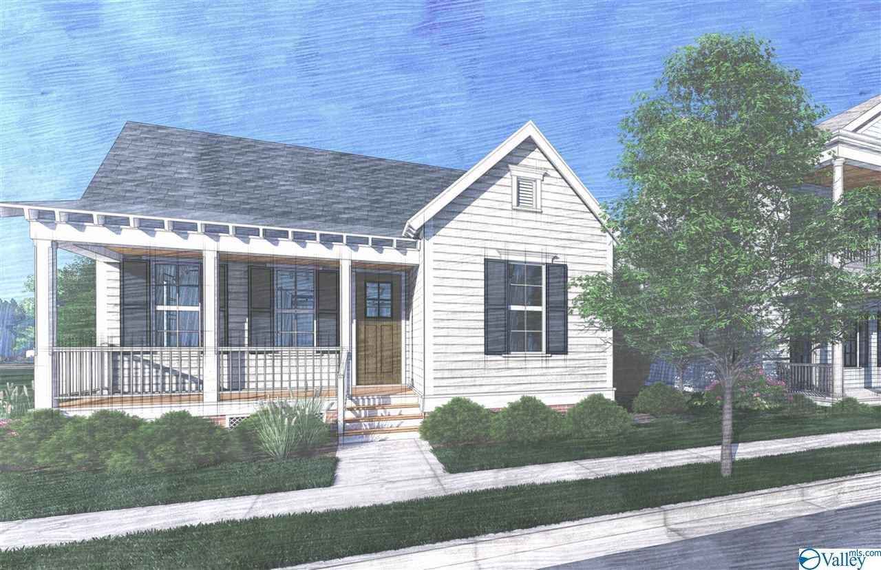 Photo of home for sale at 53 Stone Mason Way, Huntsville AL