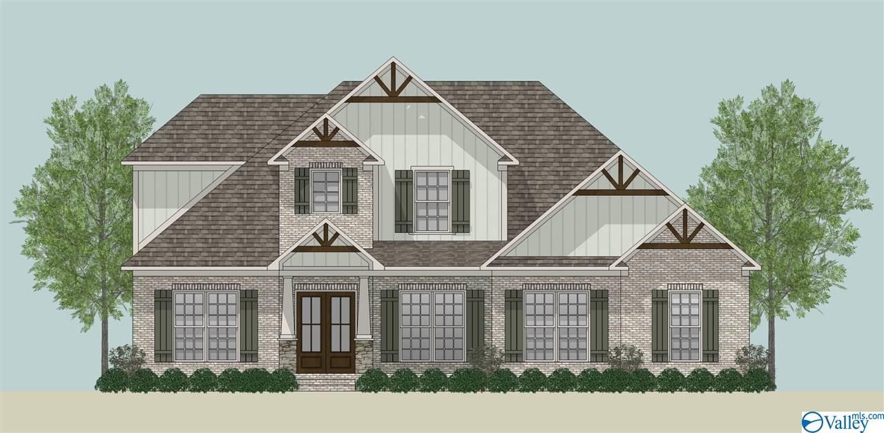 Photo of home for sale at 6317 Central Park Lane, Huntsville AL
