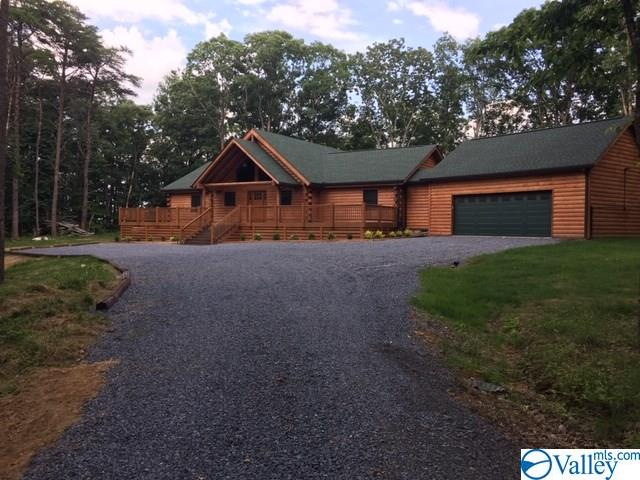 Photo of home for sale at 796 Valley View Lane, Cloudland GA