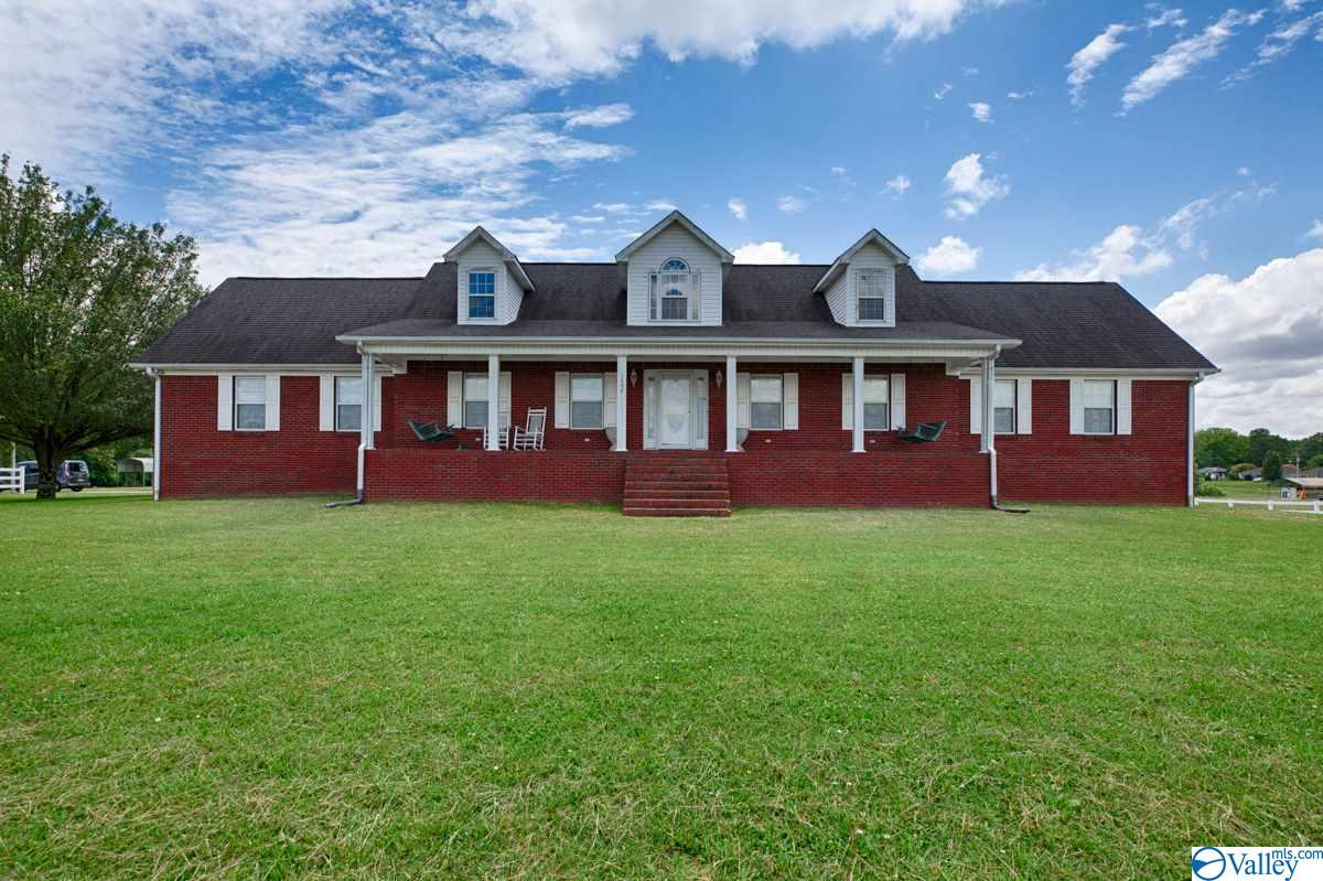 Photo of home for sale at 1950 Charity Lane, Hazel Green AL