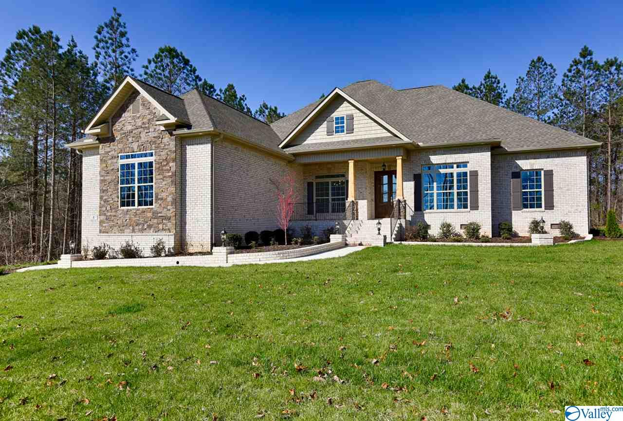 Photo of home for sale at 207 Stafford View Lane, Meridianville AL