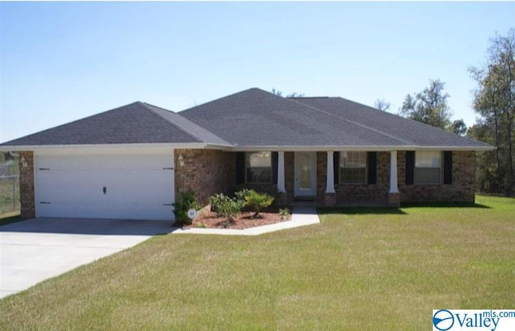Photo of home for sale at 16234 Bruton Drive, Harvest AL