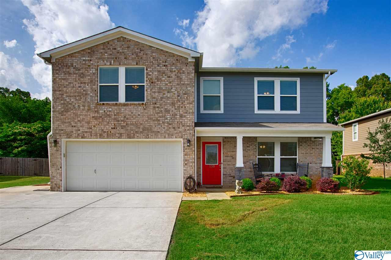 Photo of home for sale at 130 Grantham Circle, Madison AL