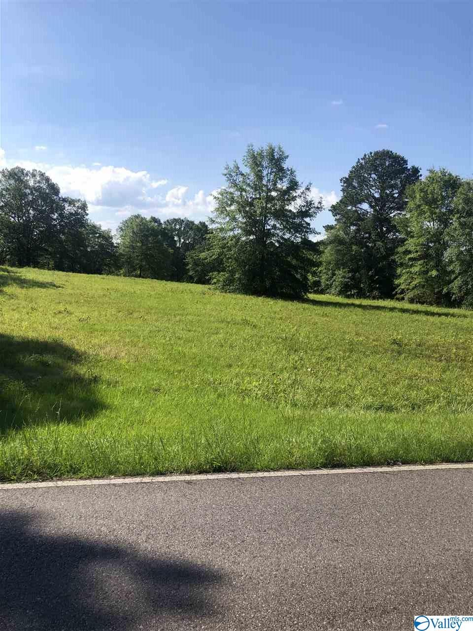 Photo of home for sale at 0 Nance Ford Road, Hartselle AL