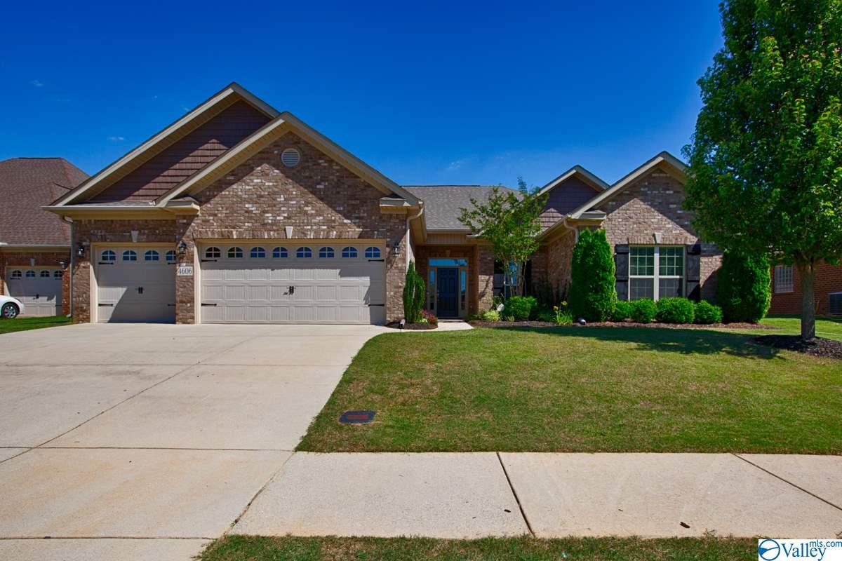 Photo of home for sale at 4606 Gramercy Court, Owens Cross Roads AL