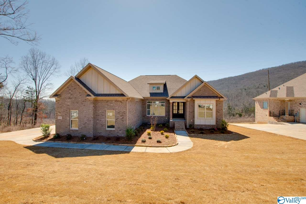 Photo of home for sale at 2606 Legacy Preserve Drive, Brownsboro AL