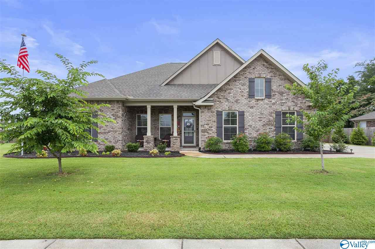 Photo of home for sale at 149 Carleighfalls Drive, Meridianville AL