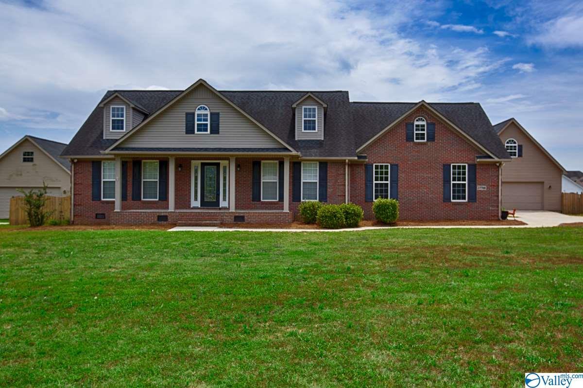 Photo of home for sale at 27700 Miller Lane, Elkmont AL