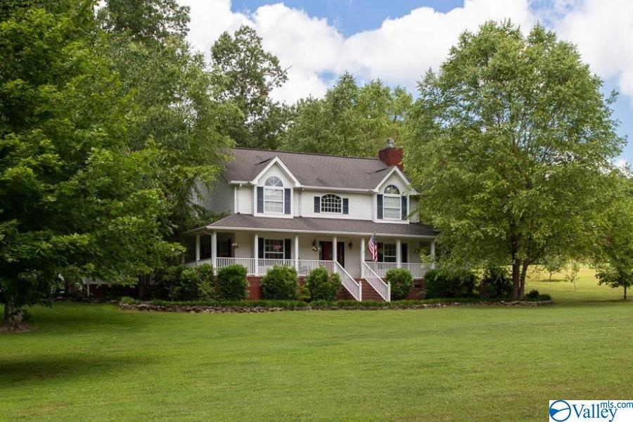 Photo of home for sale at 1226 County Road 267, Bryant AL