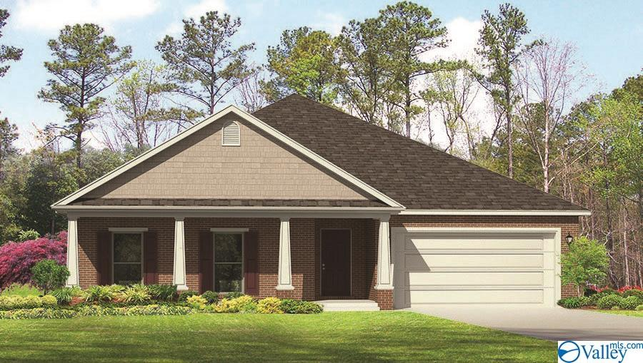 Photo of home for sale at 117 Branch Creek Drive, Harvest AL