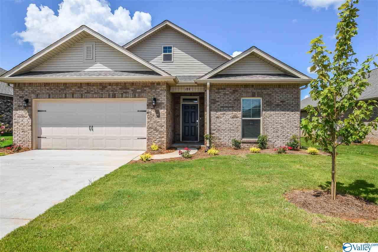 Photo of home for sale at 109 Delilah Lane, Madison AL