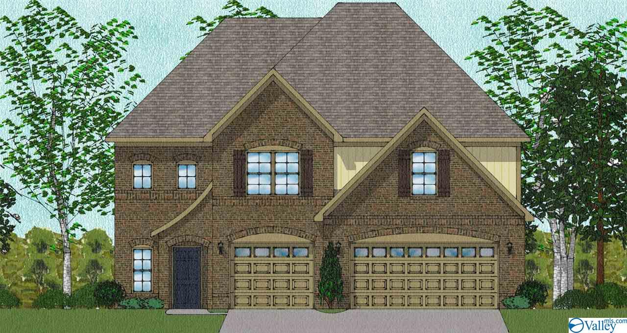 Photo of home for sale at 102 Native Dancer Drive, Madison AL